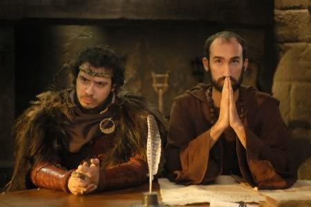 Arthur et le père Blaise